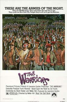 Films, February 16, 2019, 02/16/2019, The Warriors (1979): A Story On New York Gangs