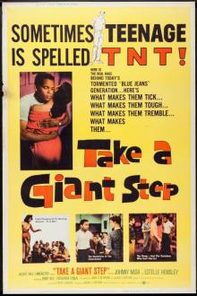 Films, February 25, 2019, 02/25/2019, Take a Giant Step (1959): Teenager Facing Racial Issues