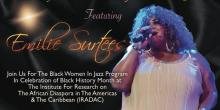 Concerts, February 28, 2019, 02/28/2019, A Tribute to the Ladies of Jazz & Blues: Ella Fitzgerald, Sarah Vaughan and Etta James