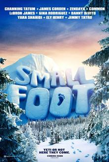 Films, March 13, 2019, 03/13/2019, Smallfoot (2018): Animation Brings Together Yetis And Humanbeings