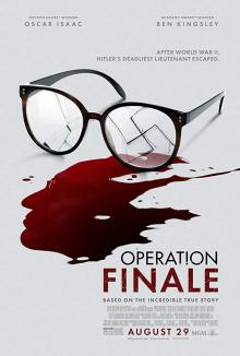 Films, March 14, 2019, 03/14/2019, Operation Finale (2018): Capturing A Former SS Officer