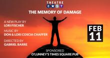 Staged Readings, February 11, 2019, 02/11/2019, The Memory of Damage: What the Lobotomist Wrought