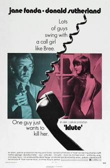 Films, March 02, 2019, 03/02/2019, Klute (1971): Detective Story Starring Jane Fonda