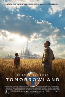 Films, March 22, 2019, 03/22/2019, Tomorrowland (2015): Science Fiction Mystery Starring George Clooney