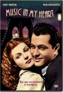Films, March 21, 2019, 03/21/2019, Music in My Heart (1940): Oscar Nominated Musical Starring Rita Hayworth