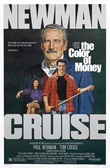 Films, March 23, 2019, 03/23/2019, Martin Scorsese's The Color of Money (1986): Oscar Winning Drama Starring Paul Newman and Tom Cruise