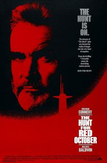 Films, March 24, 2019, 03/24/2019, The Hunt for Red October (1990): Oscar Winning Action Starring Sean Connery and Alec Baldwin