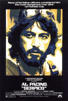 Films, March 27, 2019, 03/27/2019, Two Time Oscar Nominated Serpico (1973) With Al Pacino: Undercover Officer Chasing Corruption