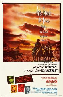 Films, March 28, 2019, 03/28/2019, The Searchers (1956): Legendary Western Starring John Wayne