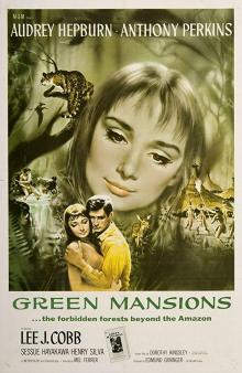 Films, March 12, 2019, 03/12/2019, Green Mansions (1959): Romantic Adventure Starring Audrey Hepburn
