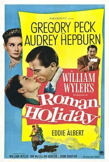 Films, March 26, 2019, 03/26/2019, Roman Holiday (1953): Three Time Oscar Winning Romantic Comedy Starring Audrey Hepburn