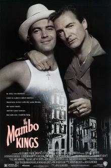 Films, March 30, 2019, 03/30/2019, The Mambo Kings (1992) With Antonio Banderas: Oscar Nominated Drama Of Two Musician Brothers
