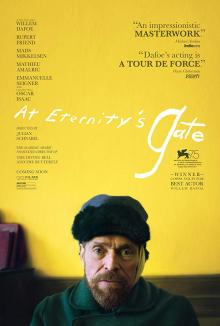Films, March 16, 2019, 03/16/2019, Oscar Nominated At Eternity's Gate (2018): Van Gogh's Story