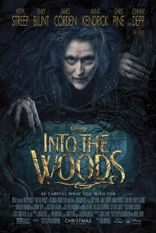 Films, March 22, 2019, 03/22/2019, Three Time Oscar Nominated Into the Woods (2014): They Need To Do What The Witch Says