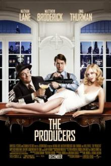 Films, March 29, 2019, 03/29/2019, The Producers (2005): Musical ComedyStarring Uma Thurman