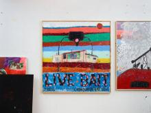 Opening Receptions, March 08, 2019, 03/08/2019, Bait Paintings: New Works