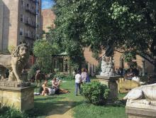 Discussions, March 11, 2019, 03/11/2019, A Livable New York: The Future of Community Green Space and Affordable Housing