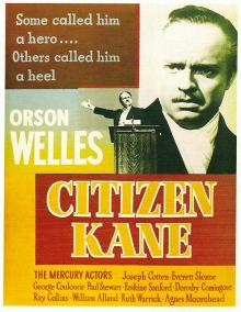 Films, March 08, 2019, 03/08/2019, Citizen Kane (1941): Nine Time Oscar Nominated Drama By Orson Welles