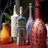 Workshops, March 16, 2019, 03/16/2019, Bottle Painting