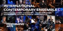 Discussions, March 07, 2019, 03/07/2019, International Contemporary Ensemble: Discussion & Performance