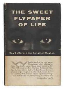 Book Discussions, March 19, 2019, 03/19/2019, The Sweet Flypaper of Life: A Collaboration by Artist Roy DeCarava and Poet Langston Hughes