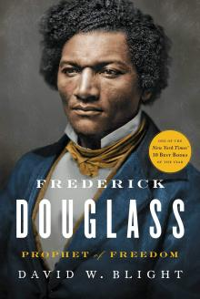 Author Readings, April 15, 2019, 04/15/2019, Frederick Douglass: Prophet of Freedom