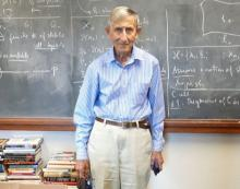 Talks, April 17, 2019, 04/17/2019, Freeman Dyson: A Remarkable Life Journey Through Quantum Physics