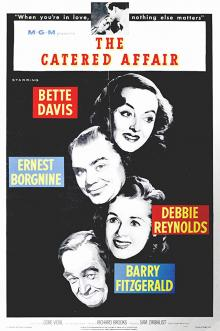 Films, January 14, 2020, 01/14/2020, The Catered Affair (1956): Huge Wedding Plans Against Father's Dream
