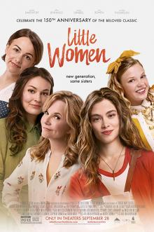 Films, March 15, 2019, 03/15/2019, Little Women (2018): Period Drama On 1860s Massachusetts