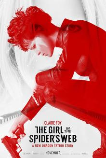 Films, March 21, 2019, 03/21/2019, The Girl in the Spider's Web (2018): A Hacker And A Journalist Are In Trouble