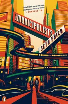 Author Readings, March 19, 2019, 03/19/2019, The Municipalists: Saving the Great American City