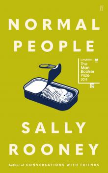 Author Readings, April 17, 2019, 04/17/2019, Normal People: A Universal Story of Love, Friendship, and Growing Up