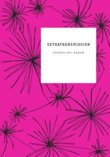 Author Readings, April 20, 2019, 04/20/2019, Extratransmission: A Poetic Critique of Nationalism, Patriarchy and Gender