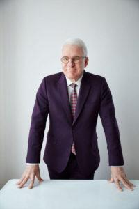 Author Readings, March 11, 2019, 03/11/2019, Legendary comedian Steve Martin discusses the book My Young Life with author Frederic Tuten