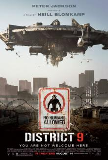 Films, March 25, 2019, 03/25/2019, District 9 (2009): Four Time Oscar Nominated Fiction On Aliens In Quarantine