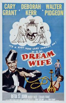 Films, March 13, 2019, 03/13/2019, Dream Wife (1953): Oscar Nominated Romantic Comedy