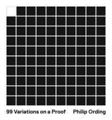 Author Readings, March 14, 2019, 03/14/2019, 99 Variations on a Proof: An Exploration of Mathematical Style