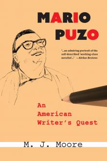 Author Readings, March 19, 2019, 03/19/2019, Mario Puzo: An American Writer's Quest