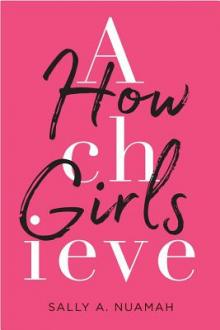 Author Readings, April 19, 2019, 04/19/2019, How Girls Achieve: The Audacity to Transgress