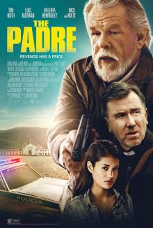 Films, March 15, 2019, 03/15/2019, The Padre (2018): Retired Judge Chasing A Con Man