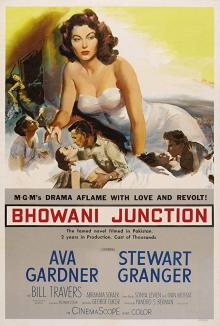 Films, March 18, 2019, 03/18/2019, Bhowani Junction (1956): Adventure Drama By Oscar Winning Director
