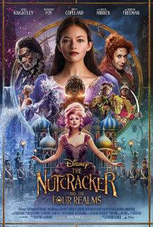 Films, December 16, 2019, 12/16/2019, The Nutcracker and the Four Realms (2018): Adventure Fantasy Starring Morgan Freeman