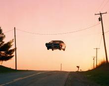 Gallery Talks, March 26, 2019, 03/26/2019, Artist Talk: Vintage Cars, Captured in Midair