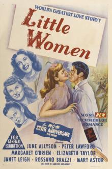 Films, March 14, 2019, 03/14/2019, Little Women (1949): Oscar Winning Family Romance StarringElizabeth Taylor