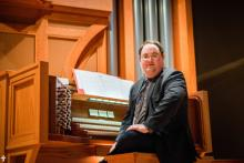 Concerts, March 24, 2019, 03/24/2019, Organ Recital: Works by J.S. Bach And More