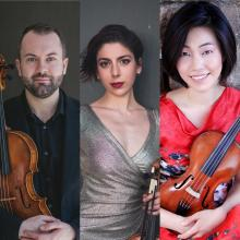 Concerts, March 21, 2019, 03/21/2019, Violin Masterpieces From The Early Baroque
