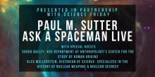 Discussions, April 08, 2019, 04/08/2019, Ask a Spaceman: Live Podcast