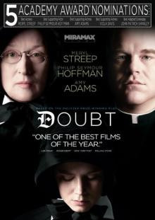 Films, March 15, 2019, 03/15/2019, Doubt (2008): Mystery Drama Starring Meryl Streep And Philip Seymour Hoffman
