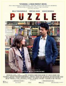 Films, March 22, 2019, 03/22/2019, Puzzle (2018): Housewife Enters A Competition
