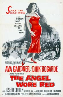 Films, March 25, 2019, 03/25/2019, The Angel Wore Red (1960): Italian Romantic War Drama Starring Ava Gardner